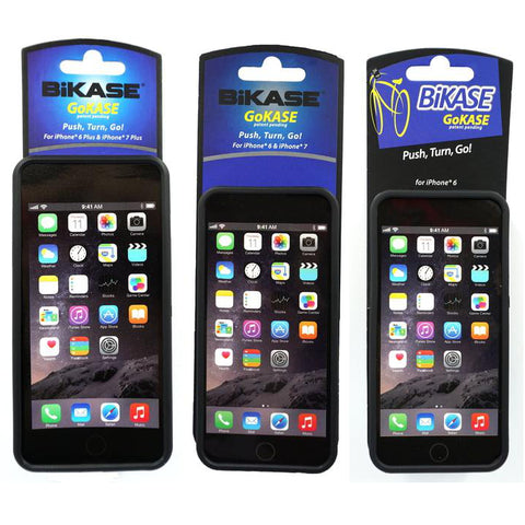 BiKASE GoKASE Phone Case for iPhone Bar Mount - TheBikesmiths