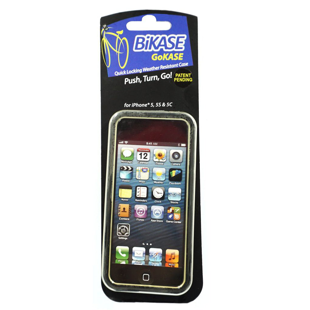 BiKASE GoKASE Weather Resistant Case iPhone 5, 5s, 5c - TheBikesmiths