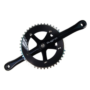 Sugino Messenger Track Fixed Gear 44t Crankset - TheBikesmiths