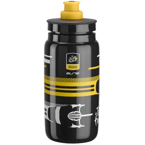 Elite Fly Tour de France 550ml or 750ml Water Bottle - TheBikesmiths