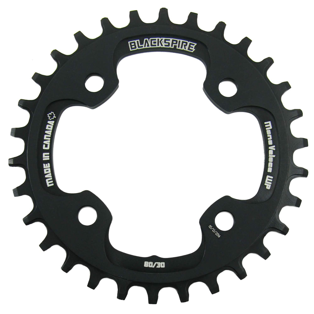 Blackspire Snaggletooth Chainring 80mm BCD - TheBikesmiths