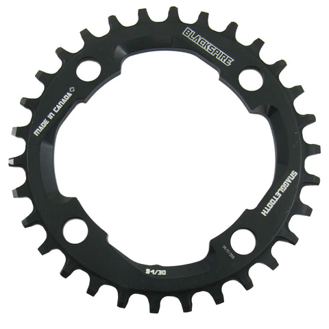 Blackspire Snaggletooth Narrow Wide 94mm BCD Chainring - TheBikesmiths