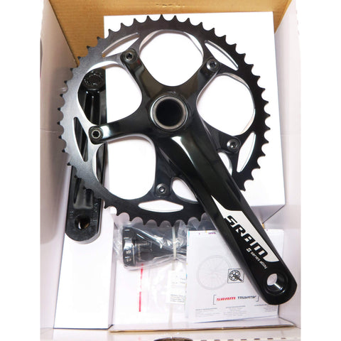 SRAM S300 1.1 GXP Courier Singlespeed Crank Set