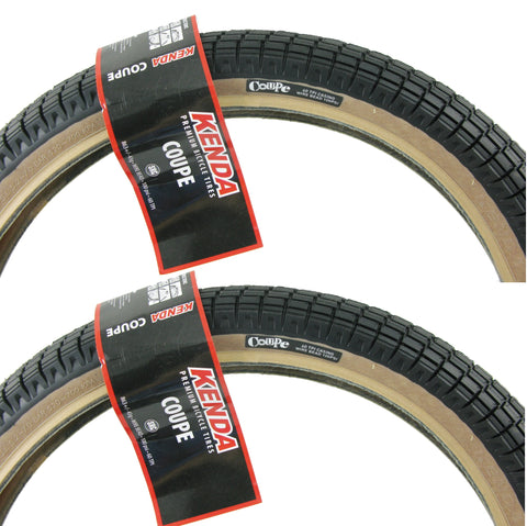 Image of Kenda K1131 Coupe BMX Tire - TheBikesmiths
