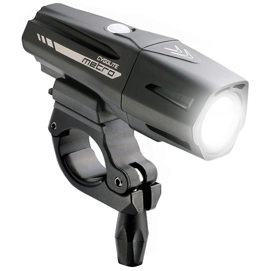 Cygolite Metro Plus 800 Lumen Rechargeable Headlight - TheBikesmiths