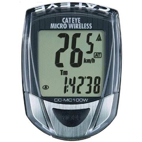 Cateye CC-MC100W Micro Wireless Computer - TheBikesmiths