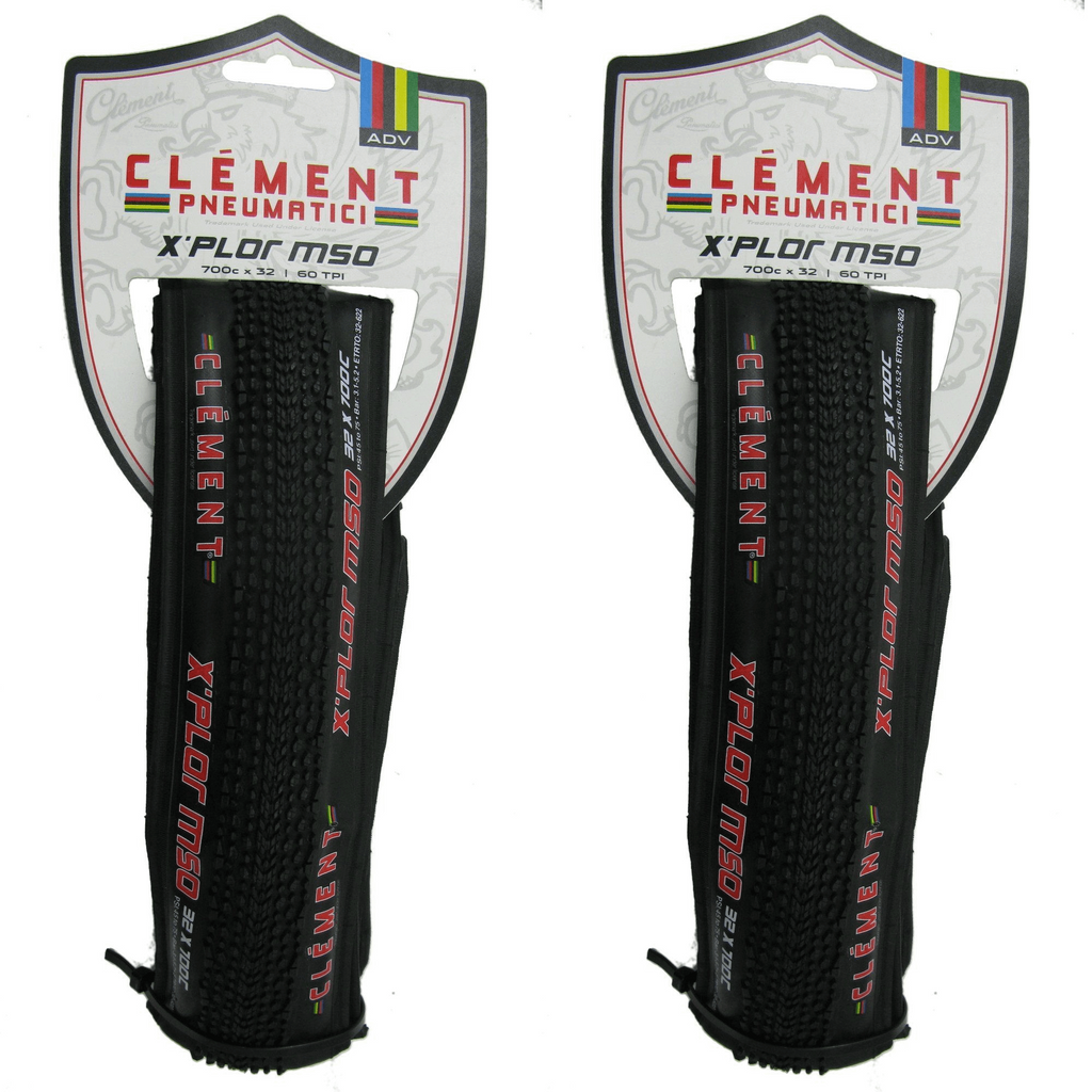 Clement X'Plor MSO 700x32 Folding Tire - TheBikesmiths