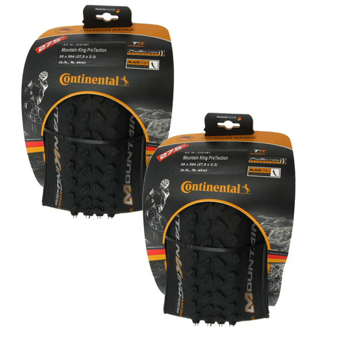 Image of Continental Mountain King ProTection 27.5x2.3 Tubeless Ready Tire - TheBikesmiths