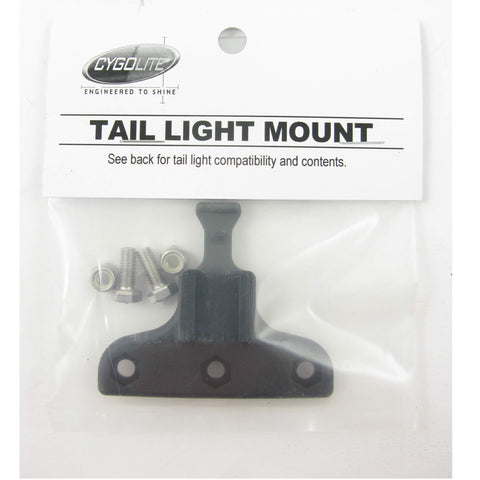 Image of CygoLite Rear Rack Taillight Mount - TheBikesmiths