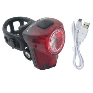Cygolite Hotshot Micro 30 USB Rechargeable Taillight - TheBikesmiths