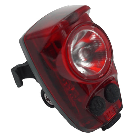 Cygolite Hotshot Pro 200 USB Rechargeable Tail Light - TheBikesmiths