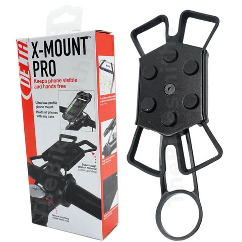 Image of Delta HL6800 X-Mount Micro Mount Universal Phone Holder - TheBikesmiths