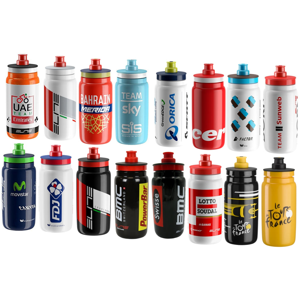 Elite Fly Team 550ml Water Bottle