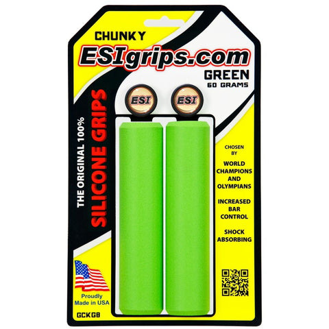 Image of ESI Chunky 130mm Grips - TheBikesmiths