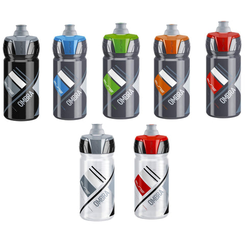 Elite Ombra 550ml Water Bottle - TheBikesmiths