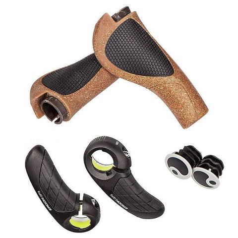 Image of Ergon GP3 Bio-Kork Grips - TheBikesmiths