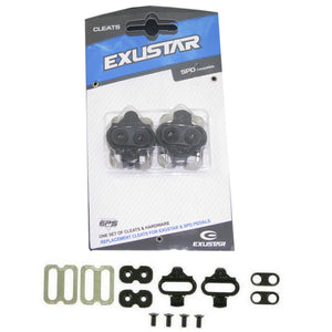 Exustar CO3F SPD Cleats Multi Release - TheBikesmiths
