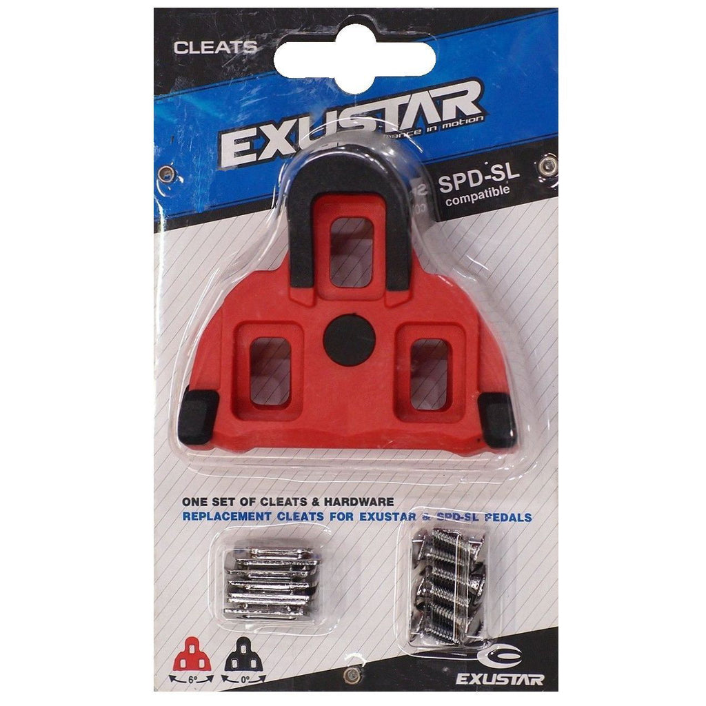 Exustar RSL11 SPD-SL Cleats - TheBikesmiths