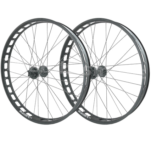 Alex Blizzerk 70 15x150 12x197 Fat Bike Tubeless Ready Wheelset - TheBikesmiths