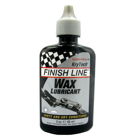 Finish Line 2 oz  Drip Krytech Wax Lube - Single - TheBikesmiths