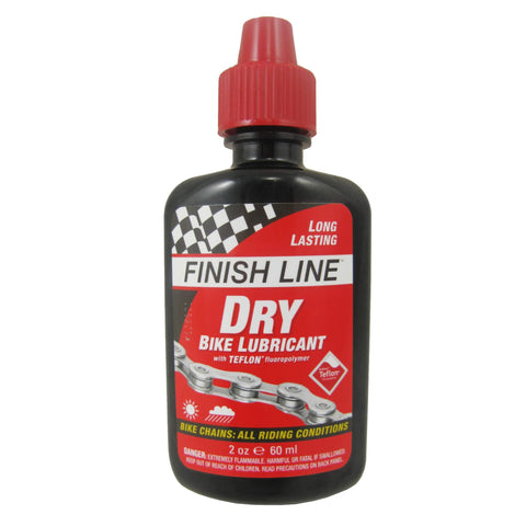 Image of Finish Line 2oz Dry Teflon Lubricant - TheBikesmiths