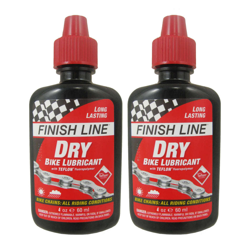 Finish Line T0004 Dry Lube 4oz - TheBikesmiths