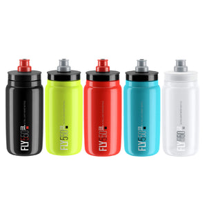 Elite Fly Sport H2O Bottle 550ml - TheBikesmiths