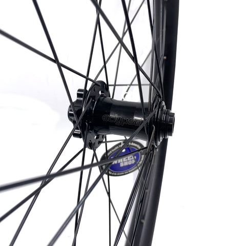 Image of Fratelli 27.5 FX40 Plus REAR DT Swiss 12x148 FRONT Eclypse 15x100 20x115 Wheelset