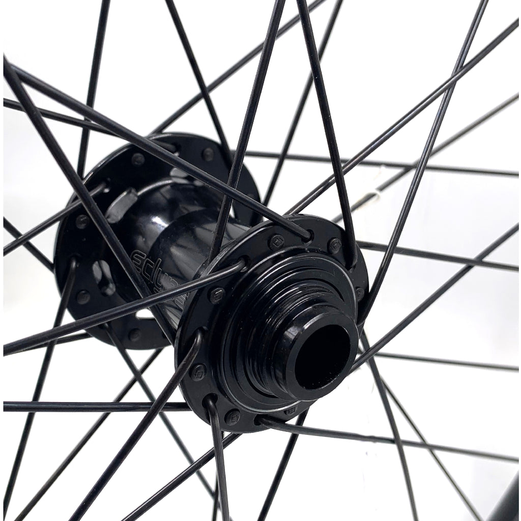 "Fratelli 27.5"" FX 40 Plus DT Swiss 240S / Eclypse Thru Axle Black Disc Race Whee"