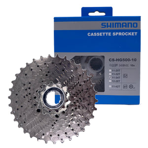 Shimano Deore M6000 CS-HG500 10 Speed Cassette 11-34t