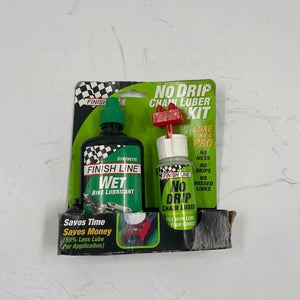 Finish Line No Drip Chain Luber Kit - TheBikesmiths