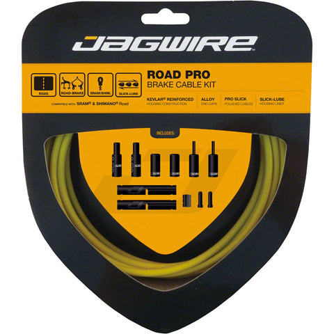 Jagwire Road Pro Complete Brake and Shift Kit