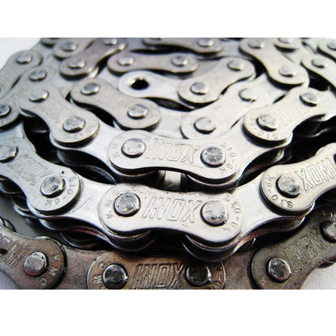 "Image of KMC INOX S10 1/8"" Stainless Steel Single Speed Chain"