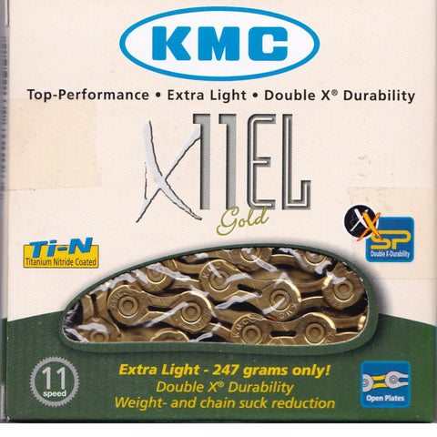 Image of KMC X11EL 11 speed Chain - Single - TheBikesmiths