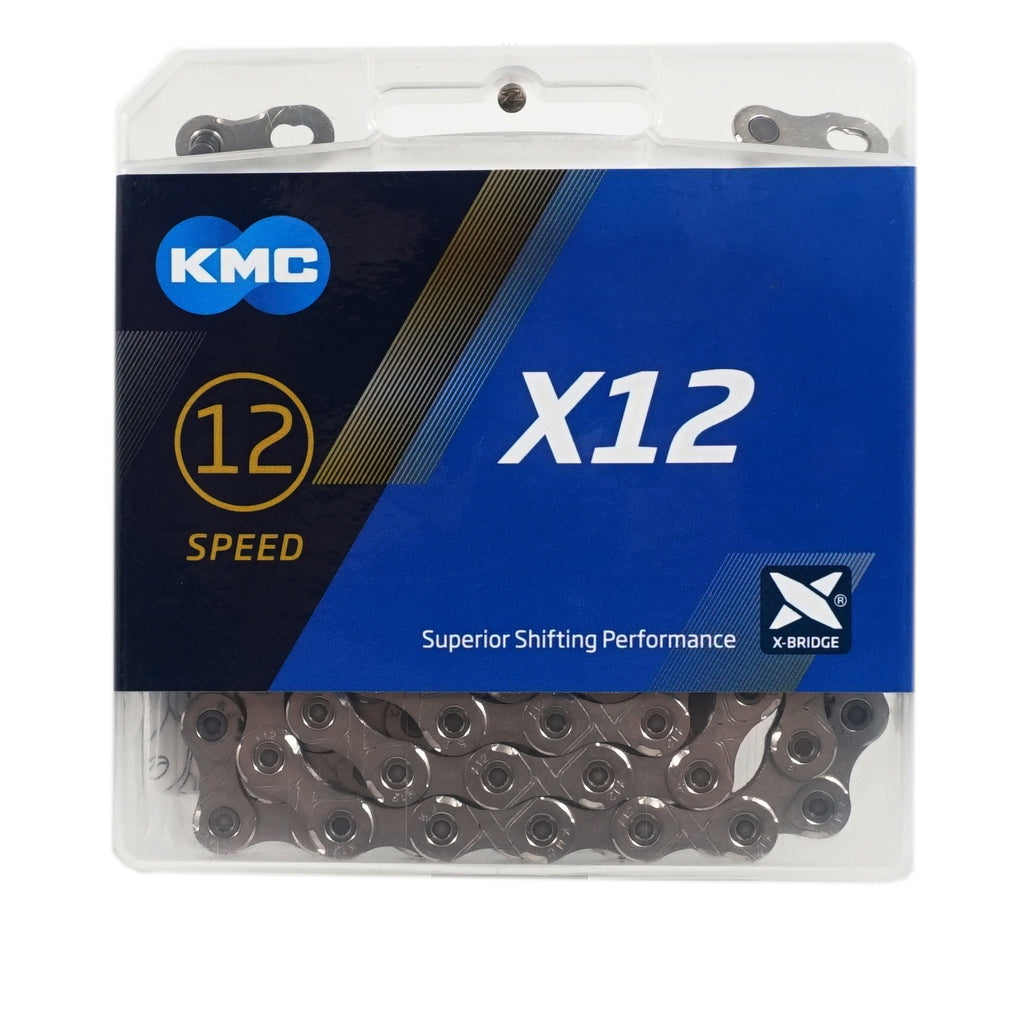 KMC X12 12-speed Chain - TheBikesmiths