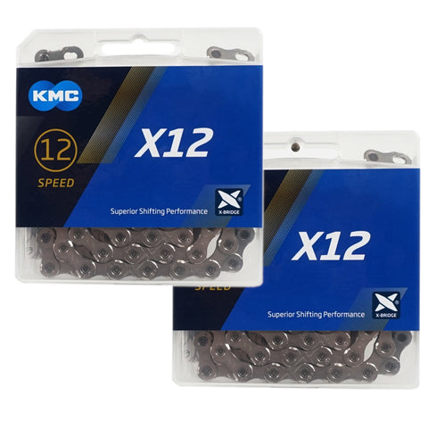 Image of KMC X12 12-speed Chain - TheBikesmiths
