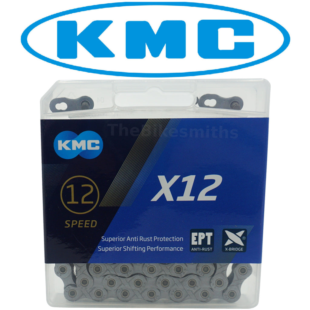 KMC X12 ECO-PROTEQ 12-Speed Chain
