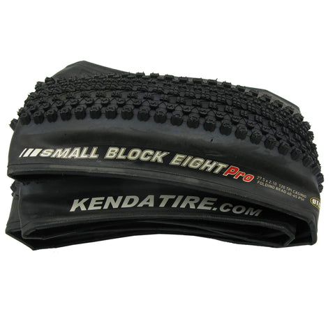 Kenda K1047 27.5x2.10 Small Block 8 Pro Folding Tire - Single