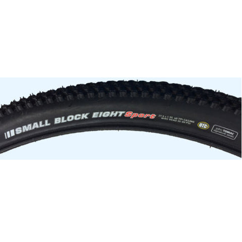 Image of Kenda K1047 Small Block 8 Sport 27.5 (650B) Tire - TheBikesmiths