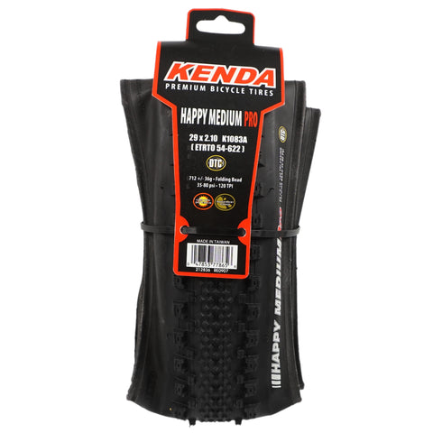 Kenda K1083A Happy Medium PRO 29x2.1 Folding Tire - TheBikesmiths