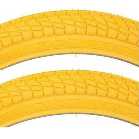 Image of Kenda K841 Kontact 20-inch BMX Tire - TheBikesmiths