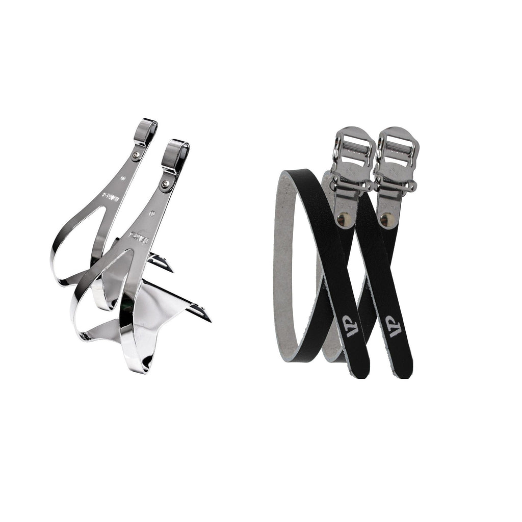 X-Large MKS RD STL Toe Clips
