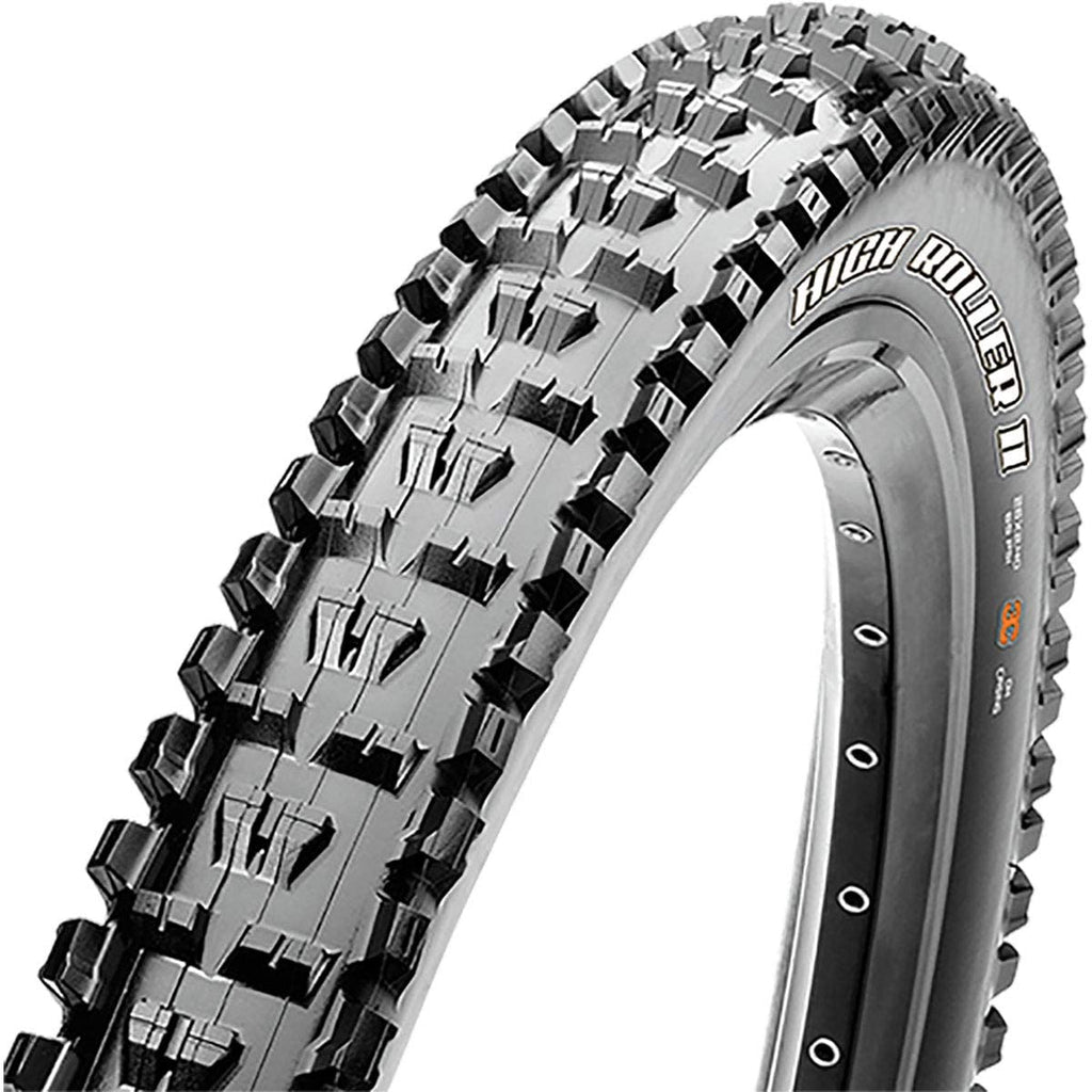 MAXXIS High Roller II Tire, Black 29''x2.30 Folding Tubeless Ready