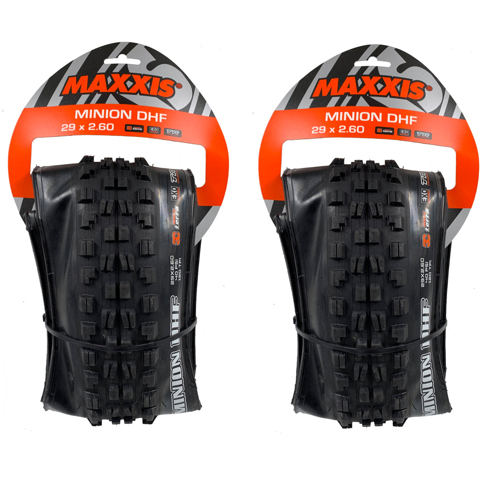 Maxxis Minion DHF 29x2.60 Folding Tubeless Ready Tire