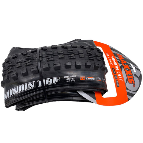 Image of Maxxis Minion DHF 29x2.60 Folding Tubeless Ready Tire