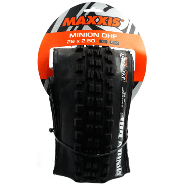 Maxxis Minion DHF 29 x 2.50 Tubeless Ready Tire