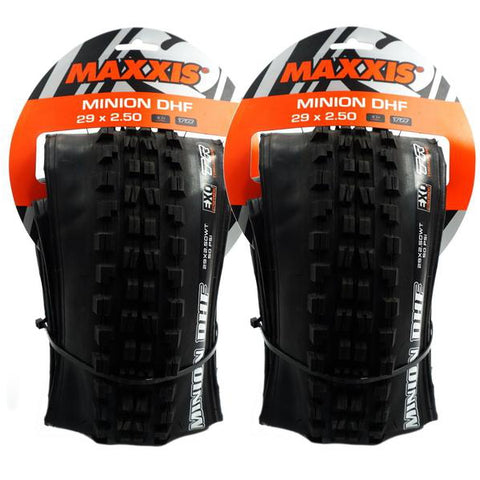Image of Maxxis Minion DHF 29 x 2.50 WT EXO Tubeless Ready Tire - TheBikesmiths