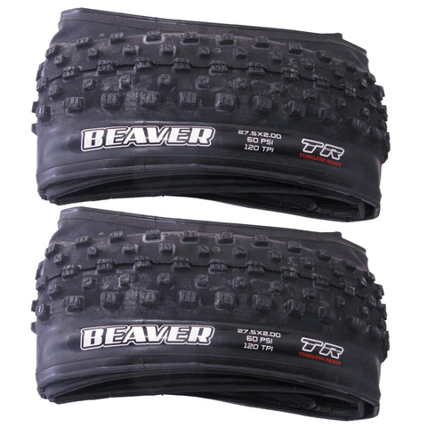 Maxxis Beaver 27.5x2.00 Folding Tubeless Ready Tire