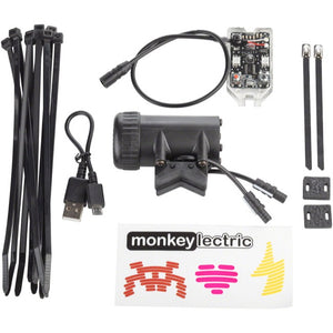MonkeyLectric Automatic Wheel Lights