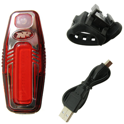 NiteRider 5087 Sabre 80 Lumen Rechargeable Taillight - TheBikesmiths